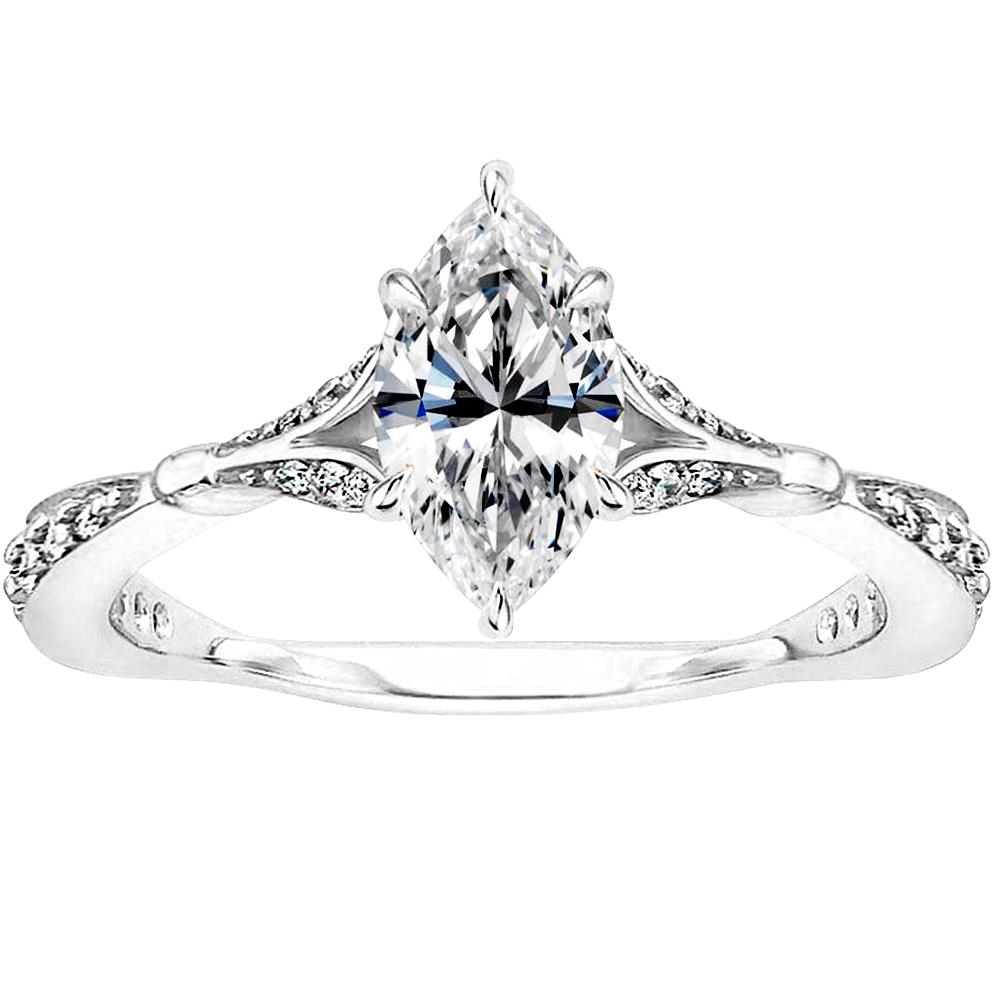 OLVIE Stříbrný prsten BORNEO 2179 Velikost prstenů: 5 (EU: 49-50)