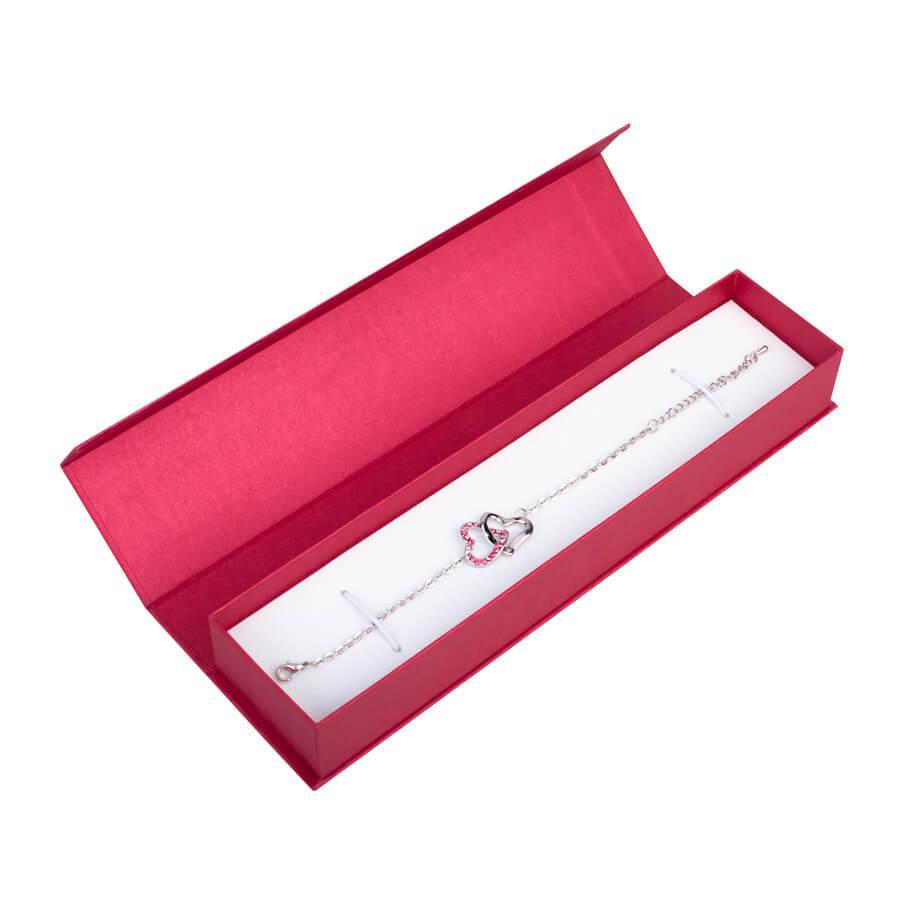 OLIVIE Dárková krabička MAGNETIC ŘETÍZEK 2261