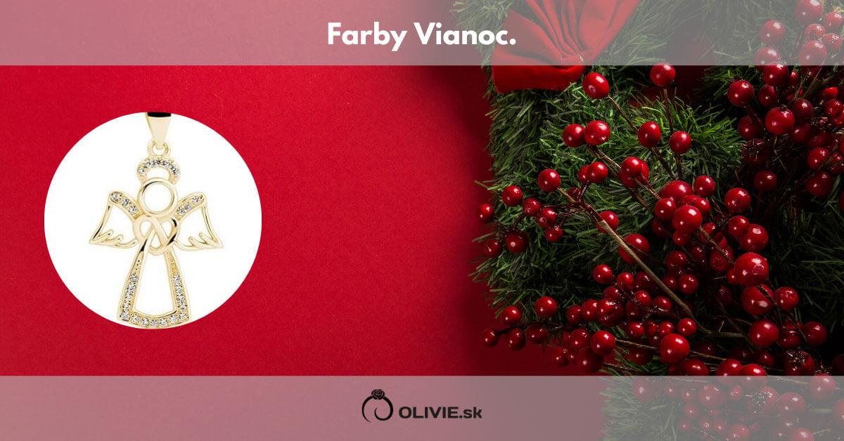 Farby Vianoc