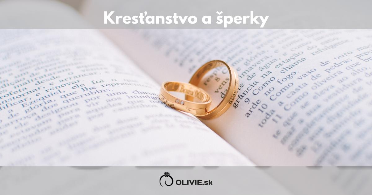 Kresťanstvo a šperky