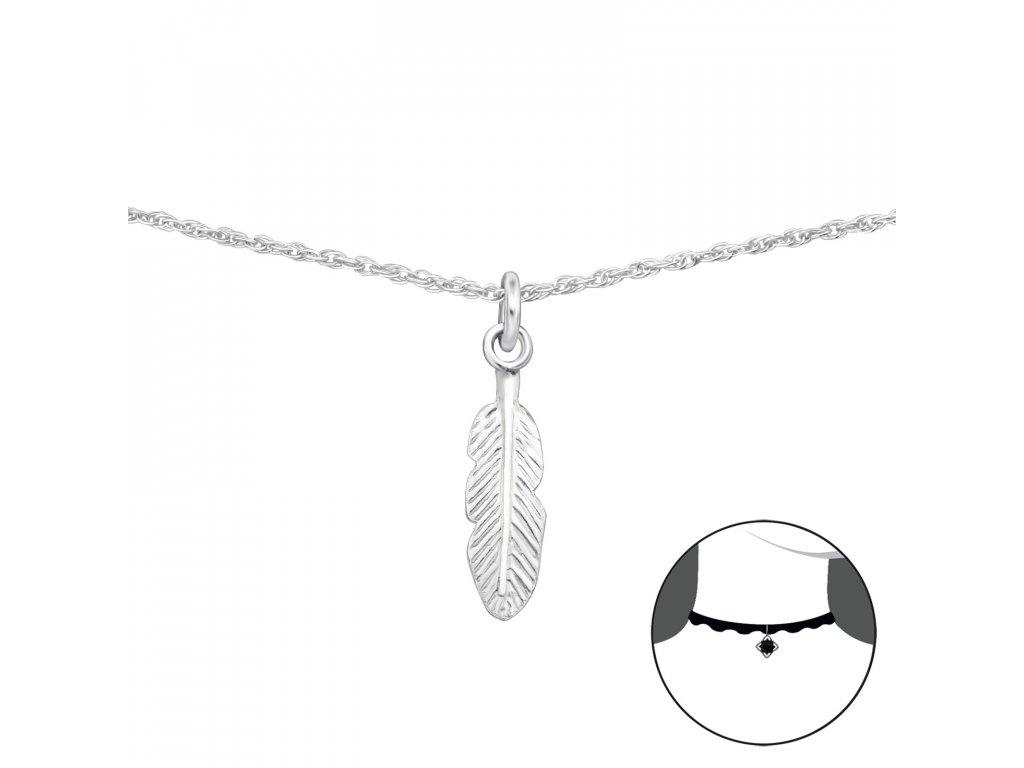 3985 CHOKER náhrdelník