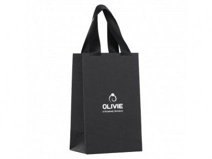 5235 Darčeková papierová taška OLIVIE