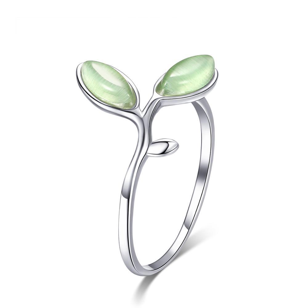 OLIVIE Strieborný prsteň OLIVA 2954 Ag 925; ≤1,4 g.