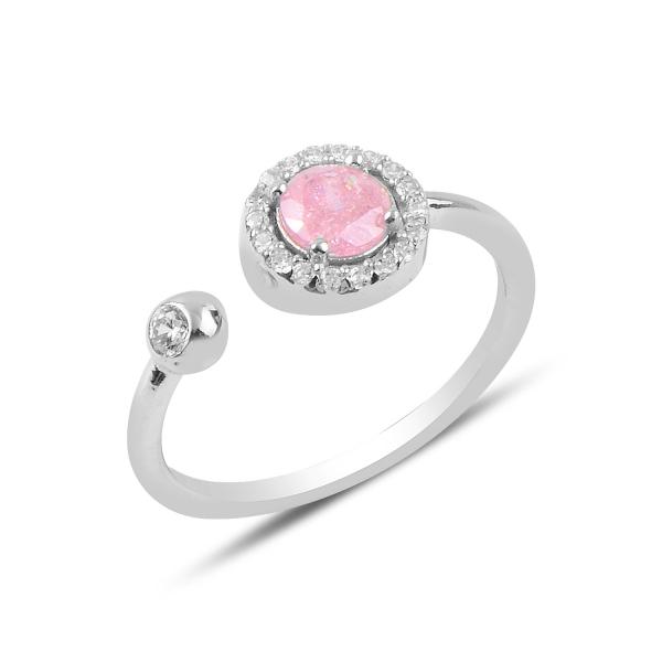 OLIVIE Strieborný prsteň SLADKÁ LÁSKA 3903 Ag 925; ≤2 g.