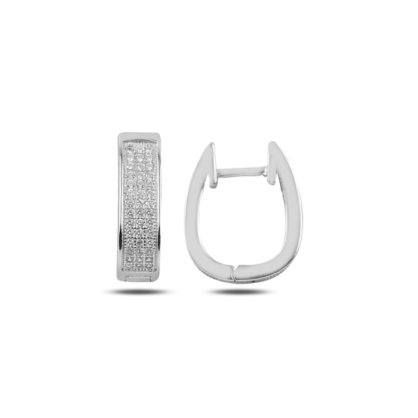 OLIVIE Luxusné strieborné náušnice 4387 Ag 925; ≤5,9 g.