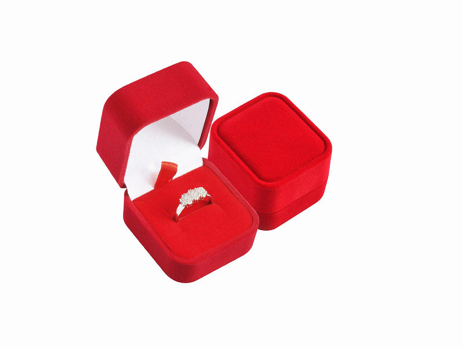 OLIVIE Zamatová darčeková krabička 4568