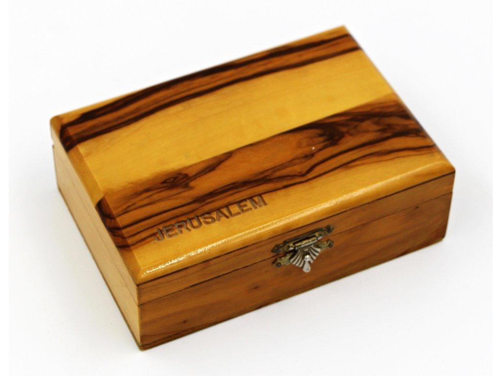 Krabička Jerusalem