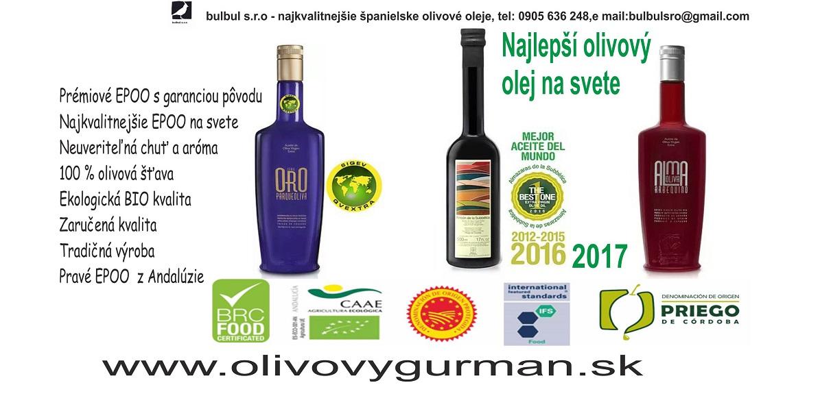 Ako si správne vybrať Extra panenský olivový olej (EPOO)