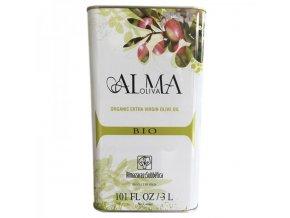 aceite de oliva biologico alma oliva virgen extra