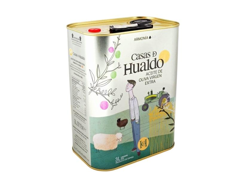 Novinka – Casas de Hualdo Armonía v 3 litrovém plechu