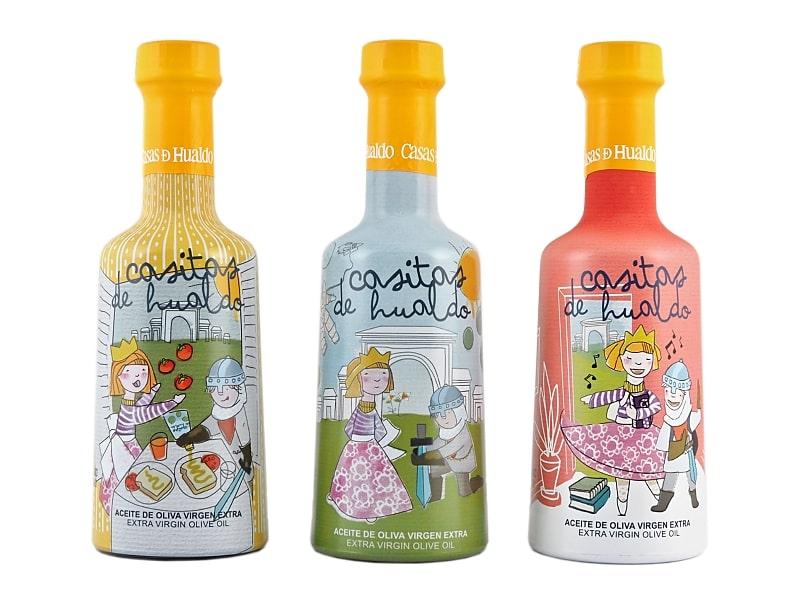 NOVINKA Dětský olivový olej Casitas ve třech barvách