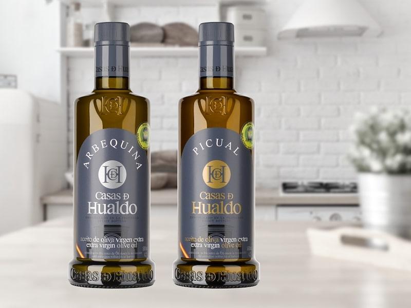 Arbequina & Picual … nerozlučná dvojice v kuchyni