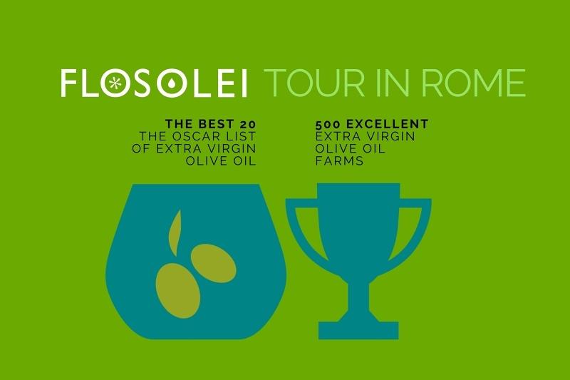 Výstava nejlepších olivových olejů světa v Římě