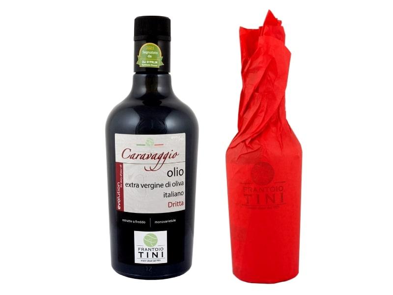 NOVINKA – italský olivový olej CARAVAGGIO