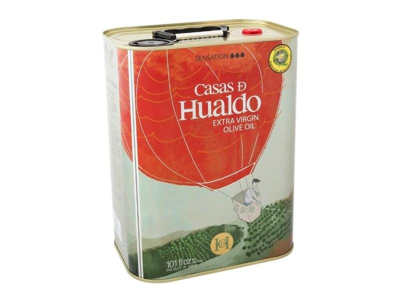 3 litrový plech Sensación z Casas de Hualdo