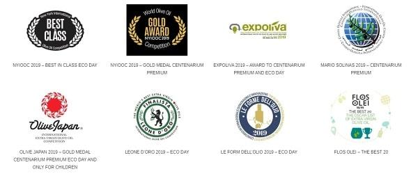 Nobleza del Sur pravidelně získává nejvyšší ocenění na mezinárodních soutěžích