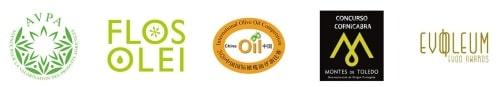 Medaile z nejprestižnějších světových soutěží každoročně potvrzují špičkovou kvalitu olejů Casas de Hualdo