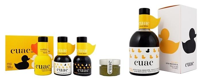 Prémiové olivové oleje CUAC ze španělské Andalusie