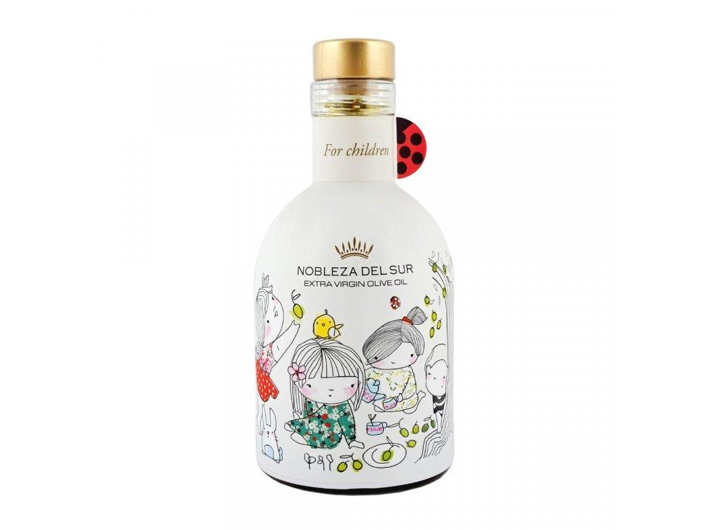Jemný olivový olej Nobleza del Sur pro děti 250ml