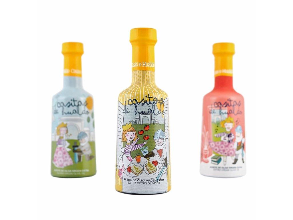 Casitas de Hualdo 250 ml - olivový olej pro děti