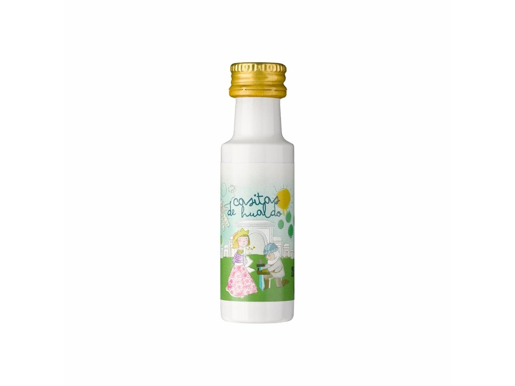 Casitas de Hualdo 25 ml - testovací vzorek olivového oleje pro děti