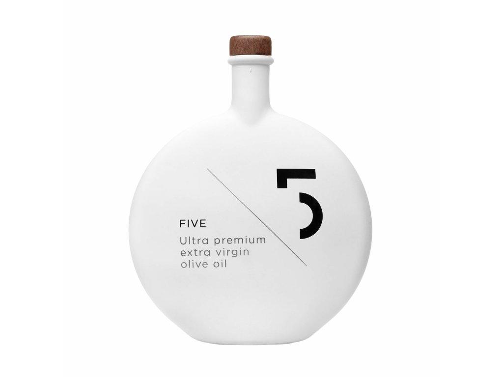 Five Ultra Premium Extra Virgin Olive Oil