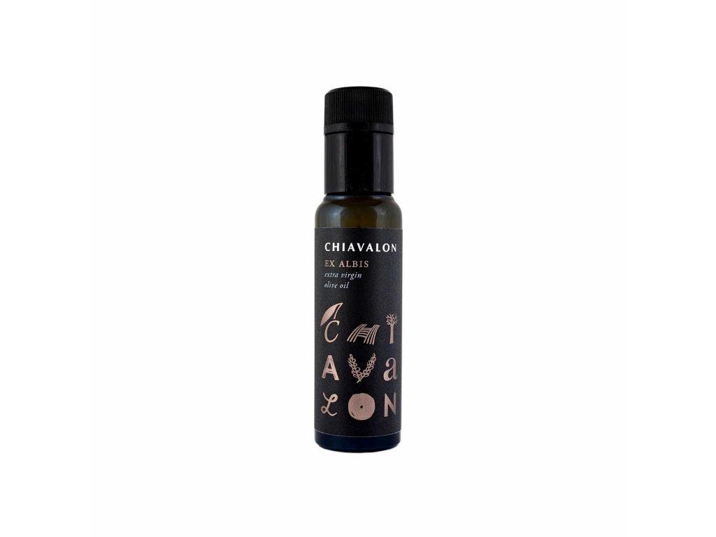 Chiavalon Ex Albis - testovací vzorek prémiového extra panenského olivového oleje