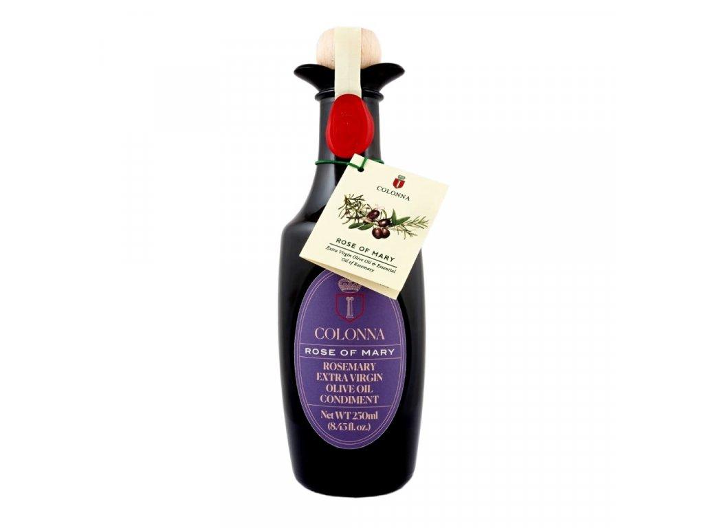Rozmarýnový extra panenský olivový olej Marina Colonna 250 ml