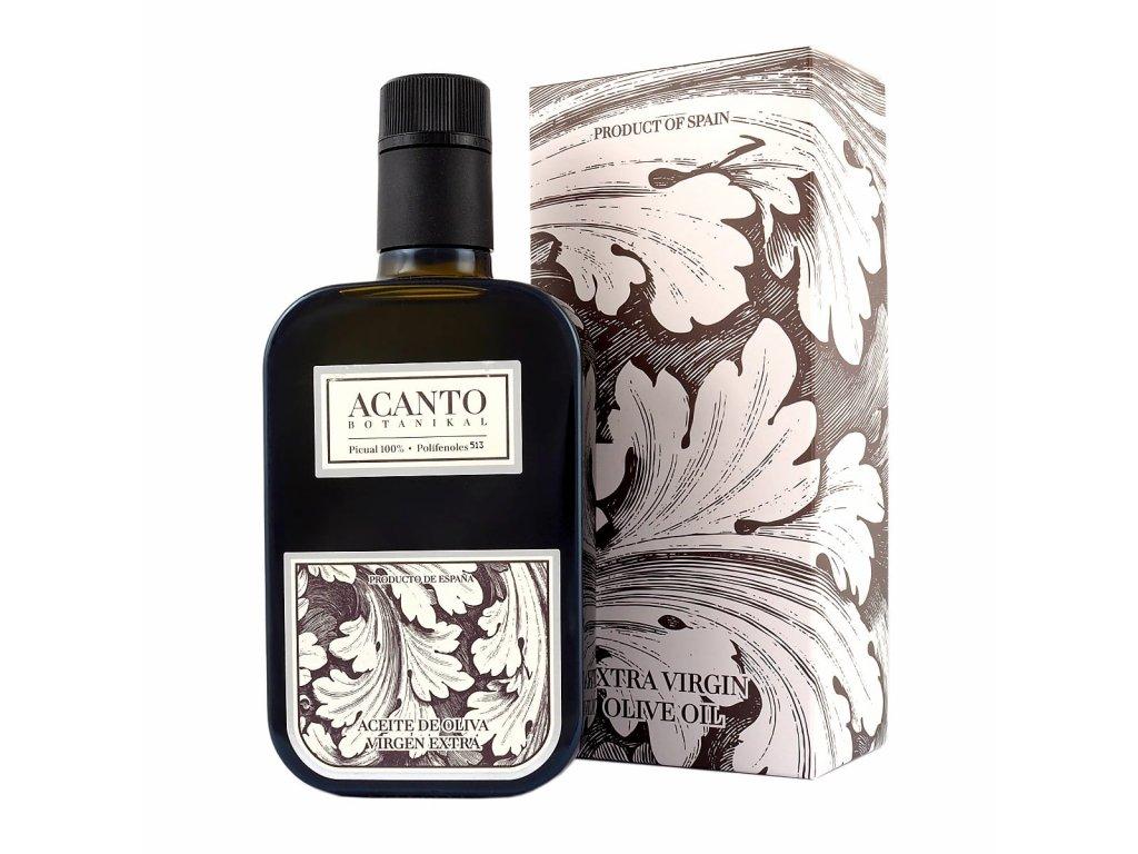 Prémiový extra panenský olivový olej Acanto Botanical 01