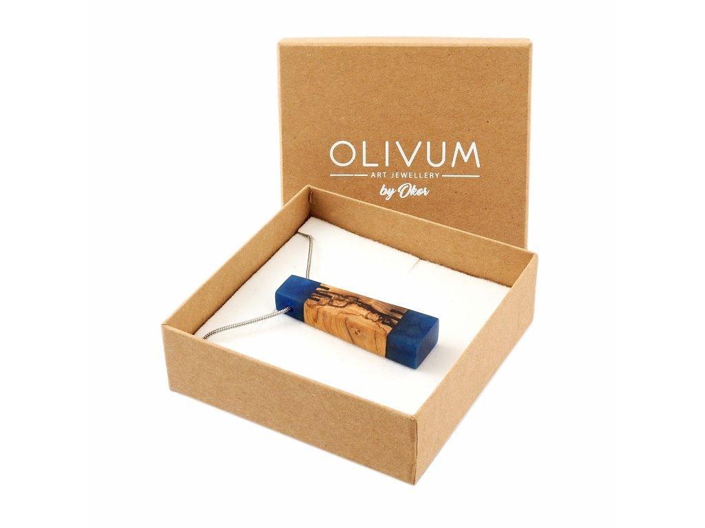 Olivový šperk Karin No. 3
