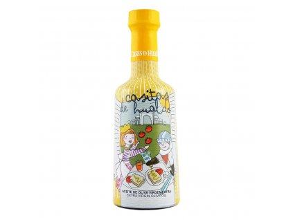 Casitas de Hualdo 250 ml - žlutá láhev