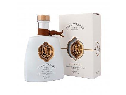 Řecký prémiový extra panenský olivový olej The Governor 500 ml