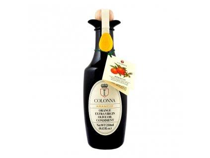 Extra panenský olivový olej Marina Colonna Arancio 250 ml s příchutí pomerančů