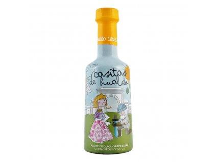 Casitas de Hualdo 250 ml - modrá láhev