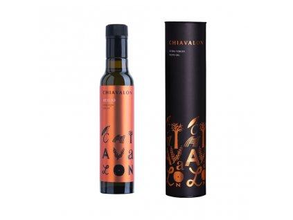 Chiavalon Atilio - prémiový olivový olej v černé dárkové tubě