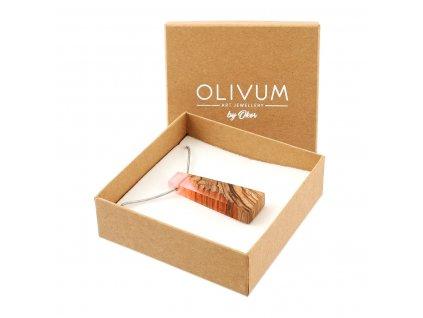 Olivový šperk Karin No. 2