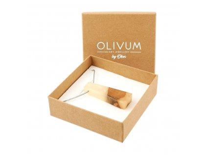 Olivový šperk Karin No. 4