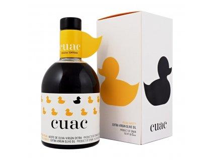 Prémiový španělský extra panenský olivový olej CUAC Picual 500 ml