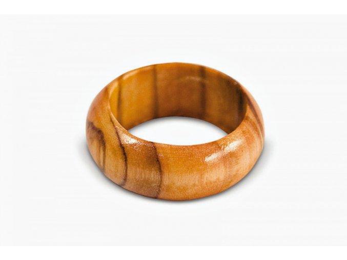 Drevený prsteň 01