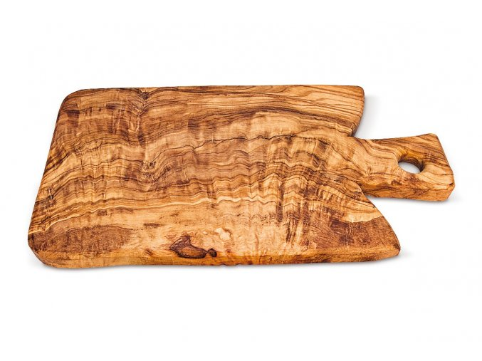 Krájacia doska z olivového dreva 01