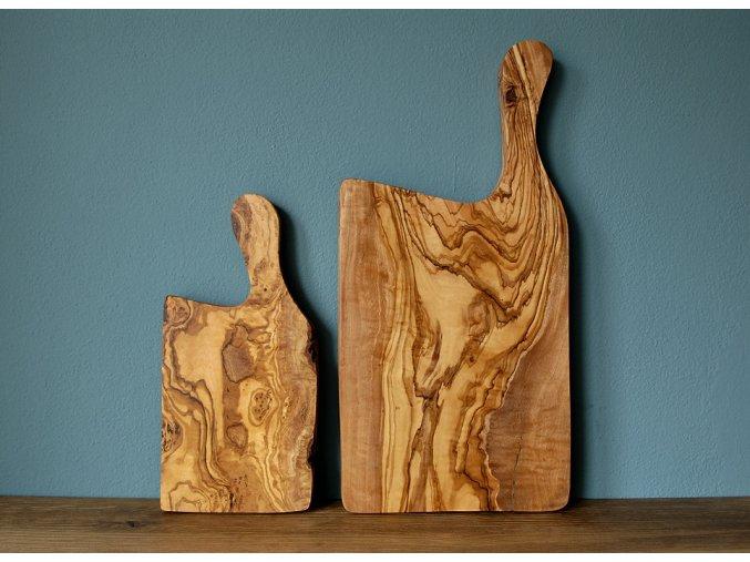 Doska z olivového dreva Carne 05