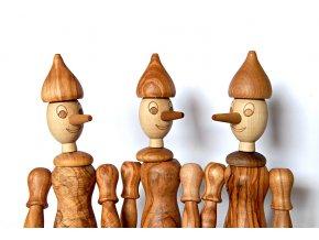 Pinocchio 25 cm 01