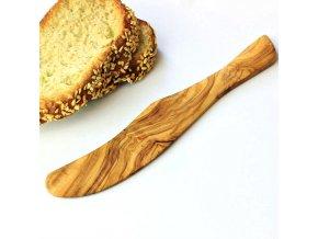 Celodrevený nožík na maslo 01