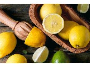 Lis na citrusy ručný drevený
