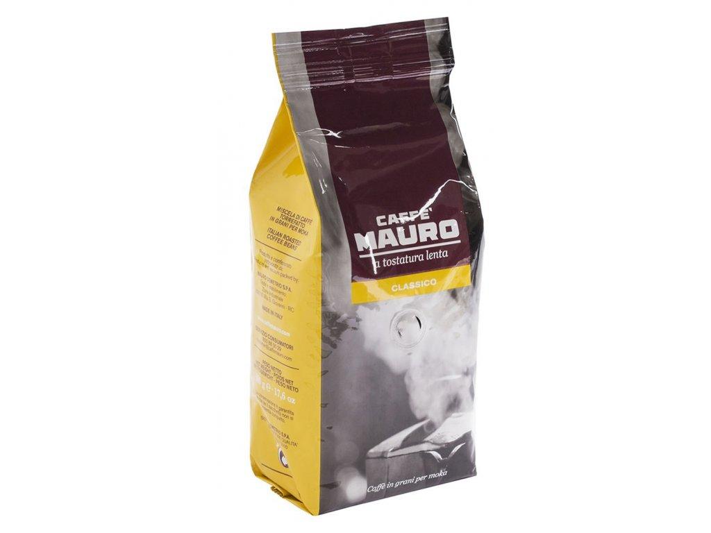 caffe mauro classico a tostatura lenta in grani 500 g