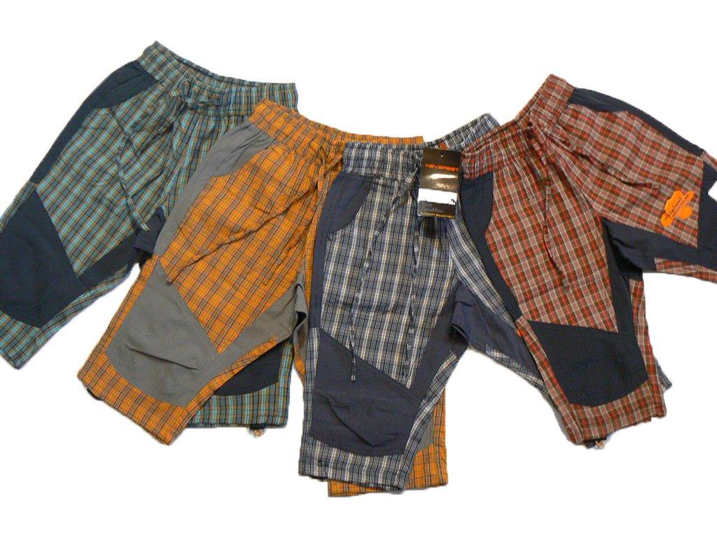 Chlapecké 3/4 plátěné kalhoty