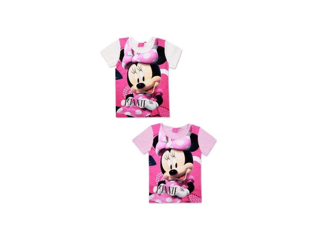 Dívčí triko - SETINO Minnie ST-117 , vel. 98-128