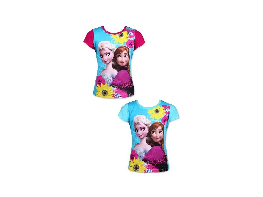Dívčí triko - SETINO Frozen