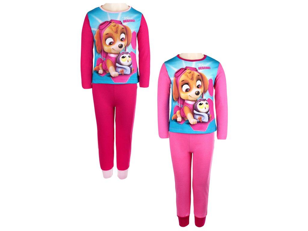 Dívčí pyžamo - SETINO Paw