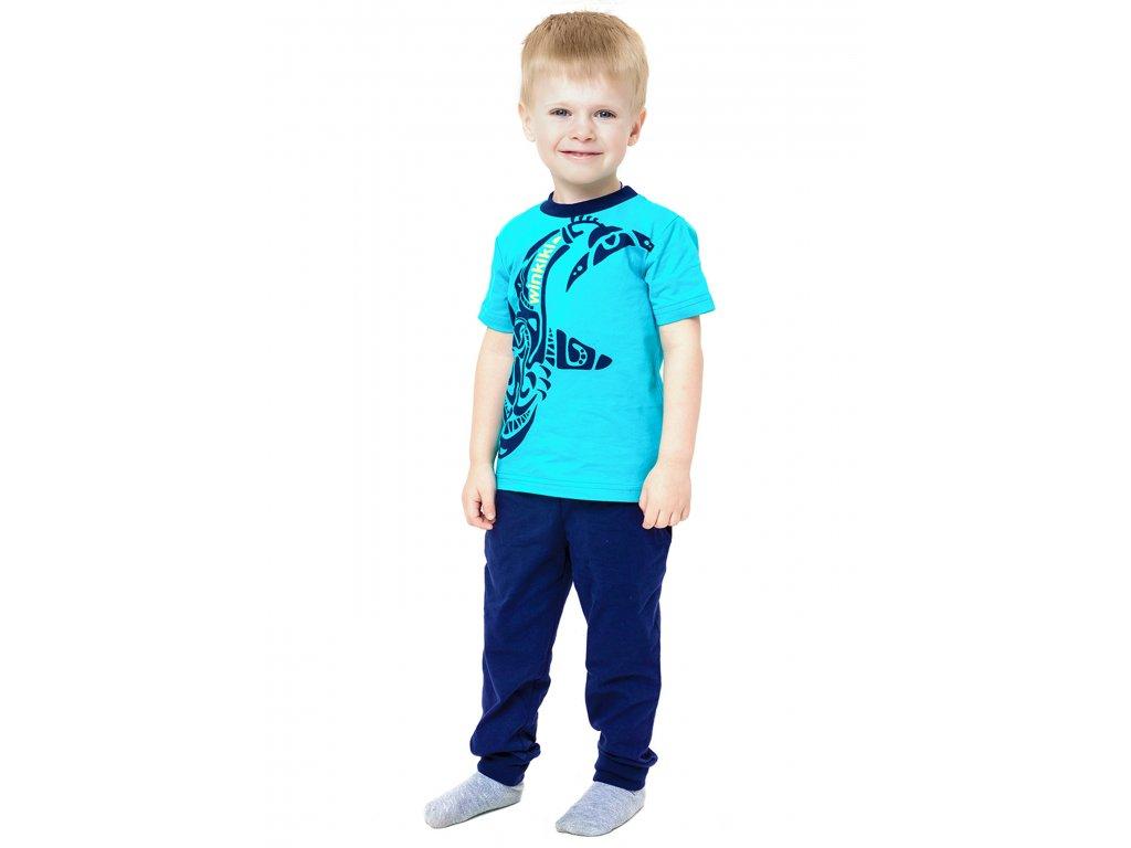 Chlapecké pyžamo Winkiki - WKB 91168, vel.98-122